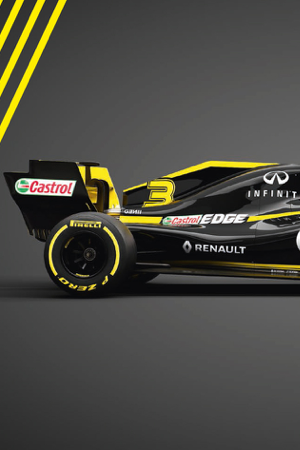 RENAULT F1® TEAM Kollektion 2019